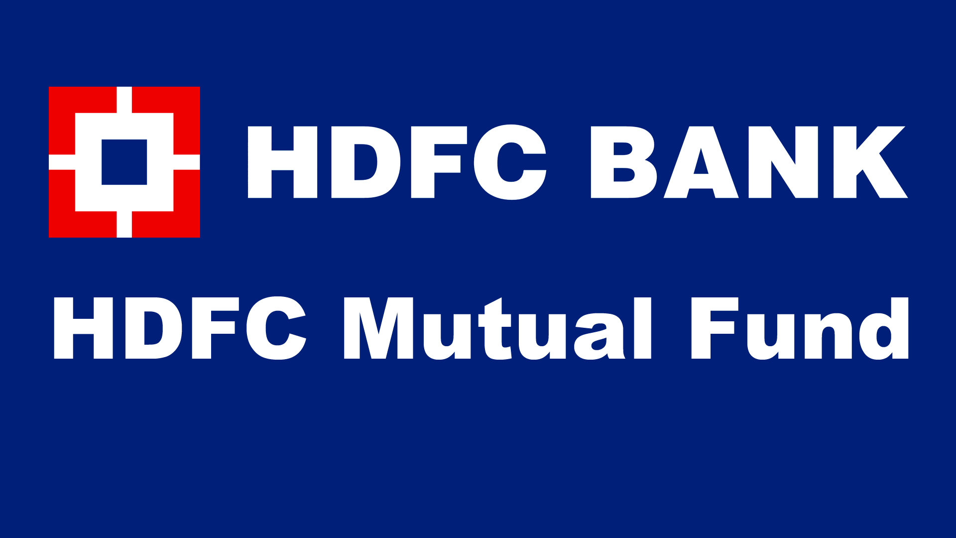 Why You Should Invest In HDFC Mutual Fund Schemes Post Retirement