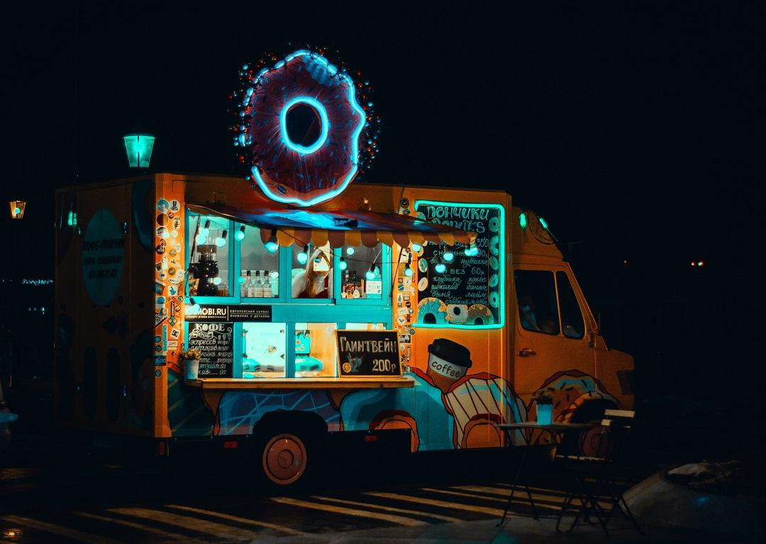Aftermarket Trucks for food