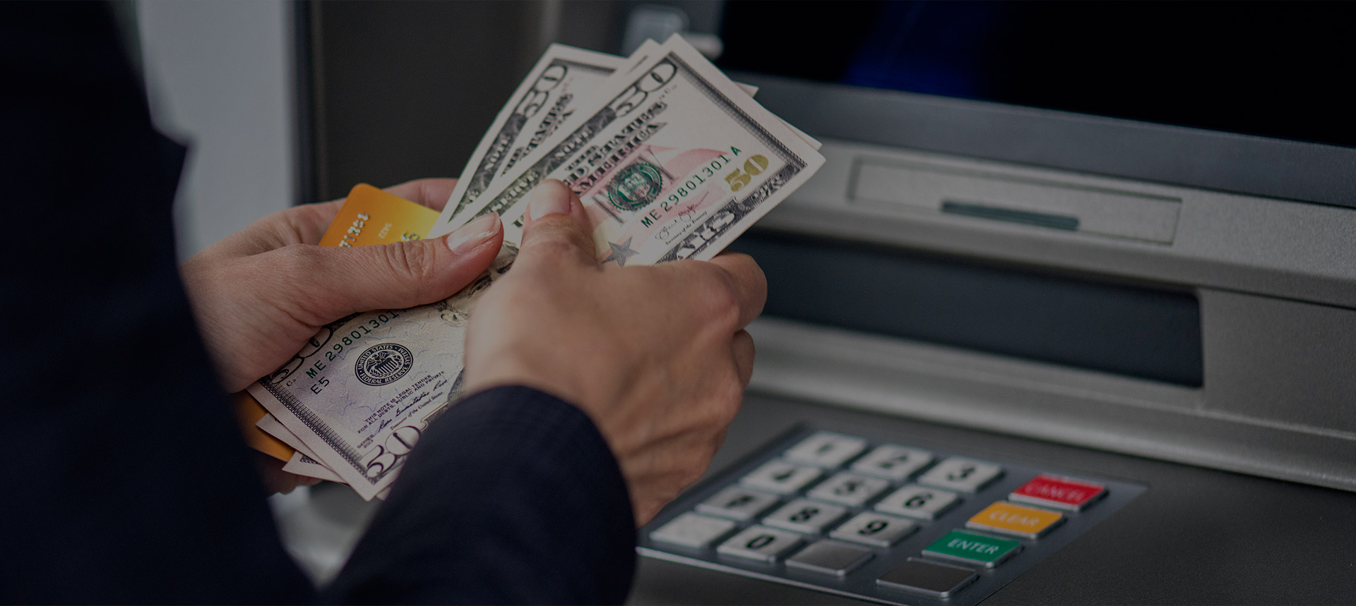 What to Do When Cash from ATMs Isn't Enough