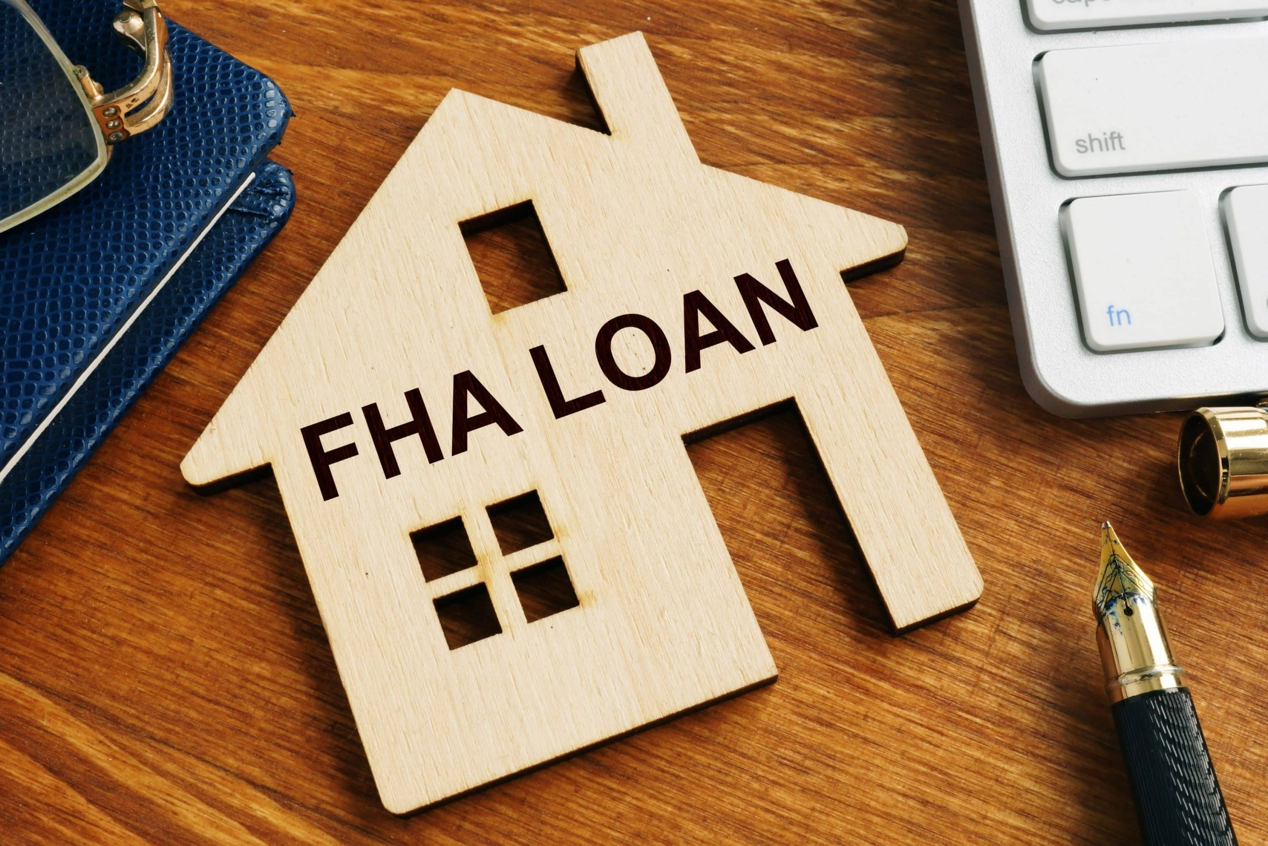 What is the minimum credit score for FHA loan?