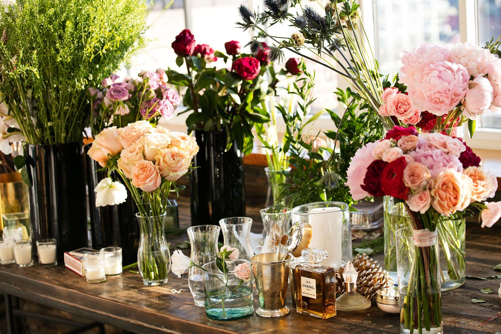 Fine Silk Flowers,,