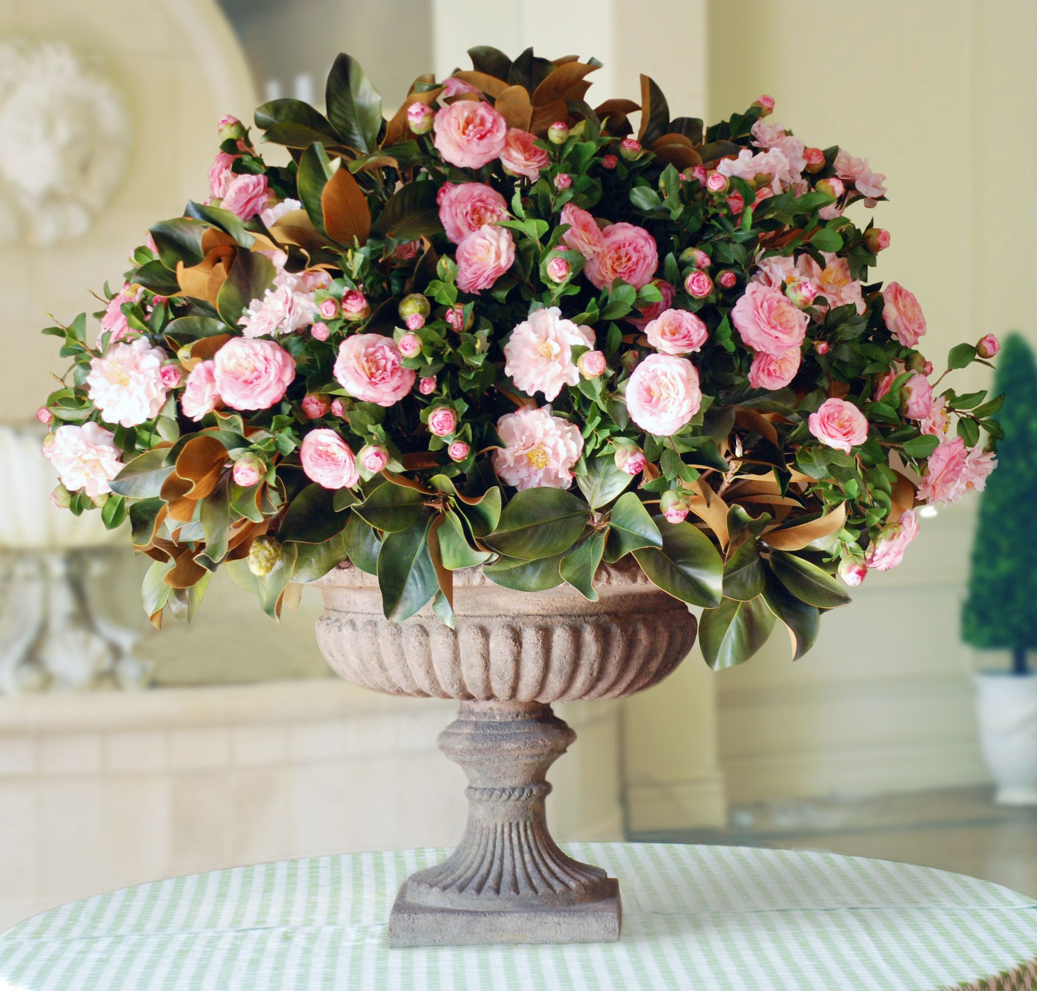 Fine Silk Flowers,