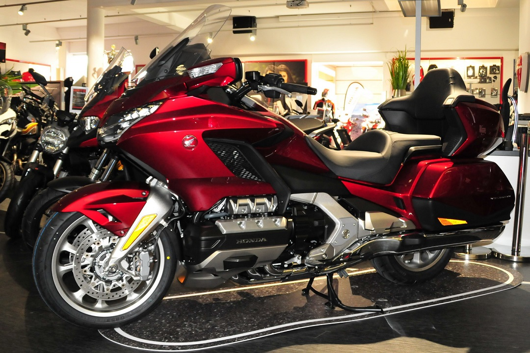 How To Restore Your Honda Gold Wing Back to Its Original Factory Condition