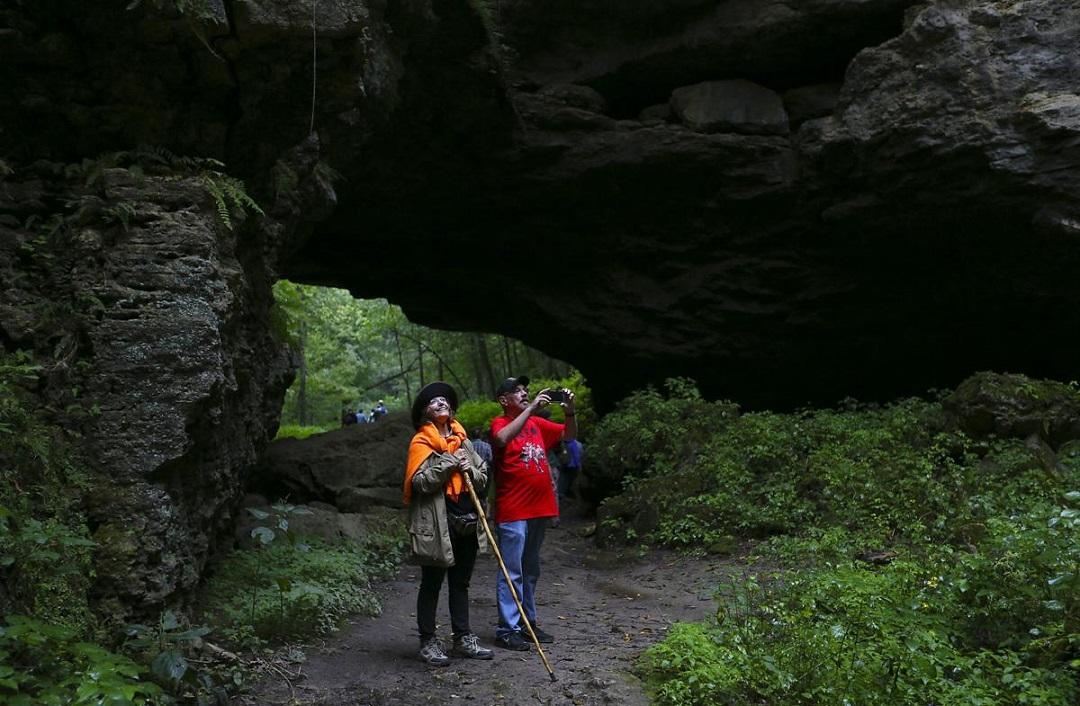 Maquoketa Caves Condition Park