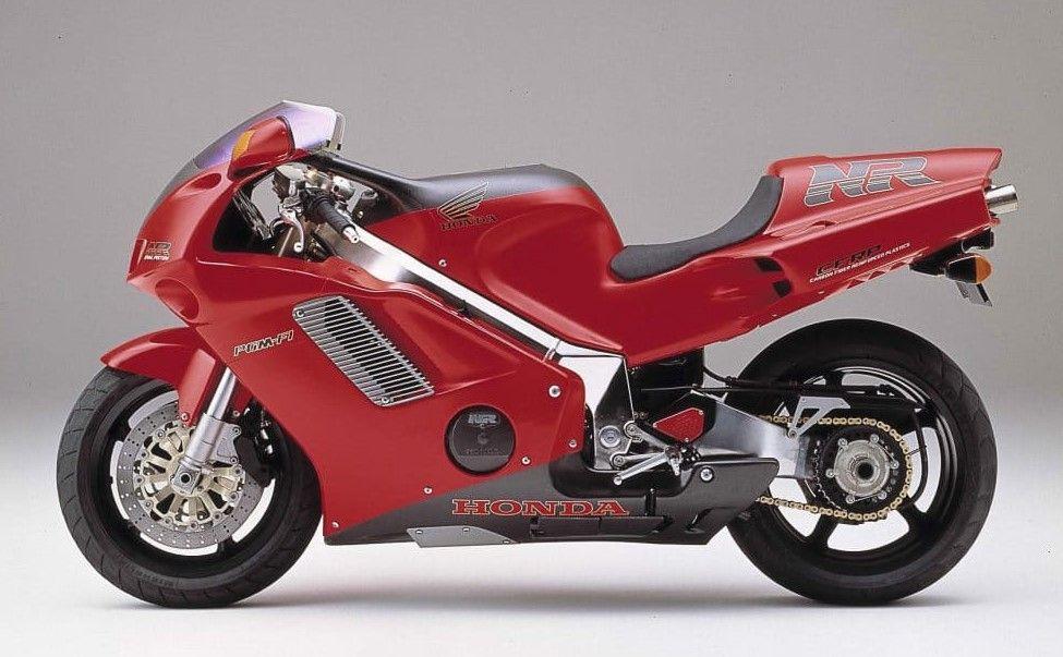 The NR750 - Honda Motorbikes