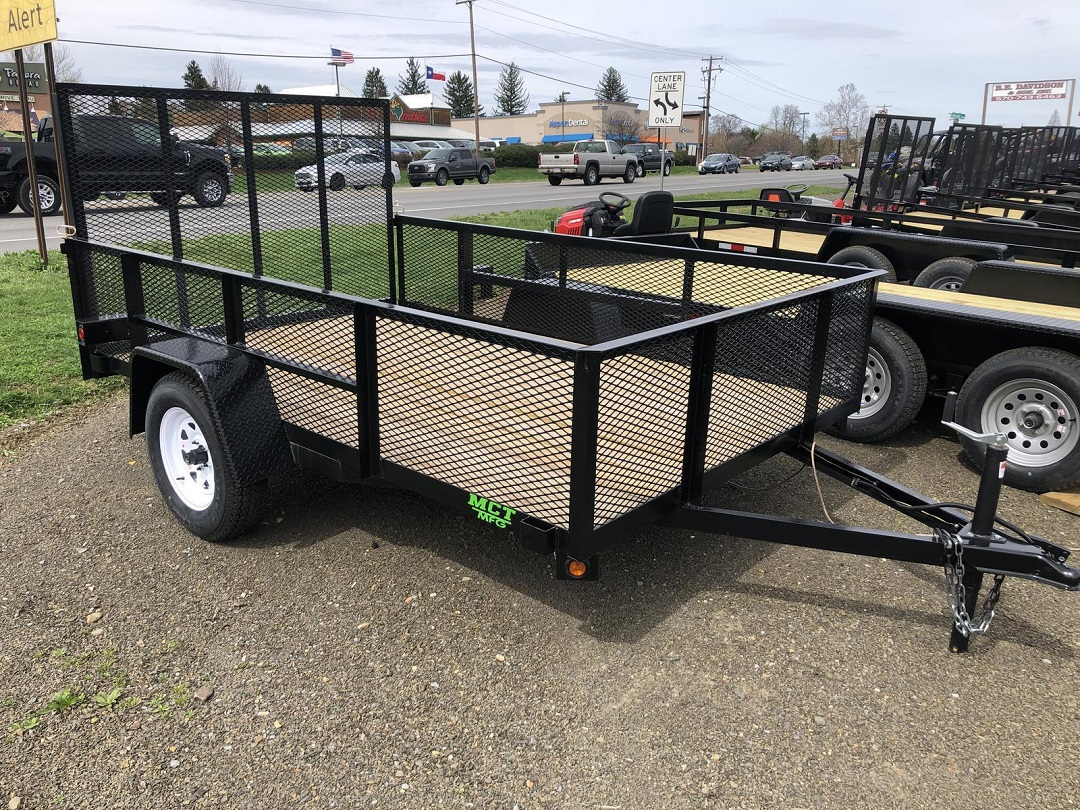 Kinds of Utility Trailer