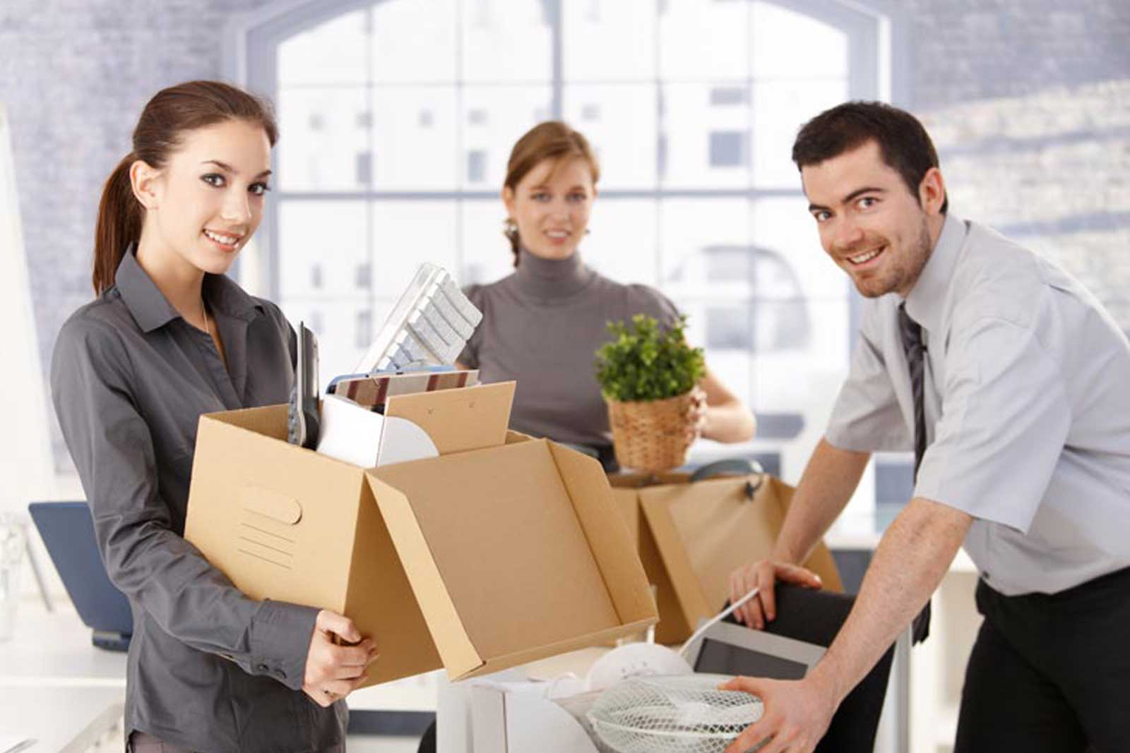 Moving Your Offices