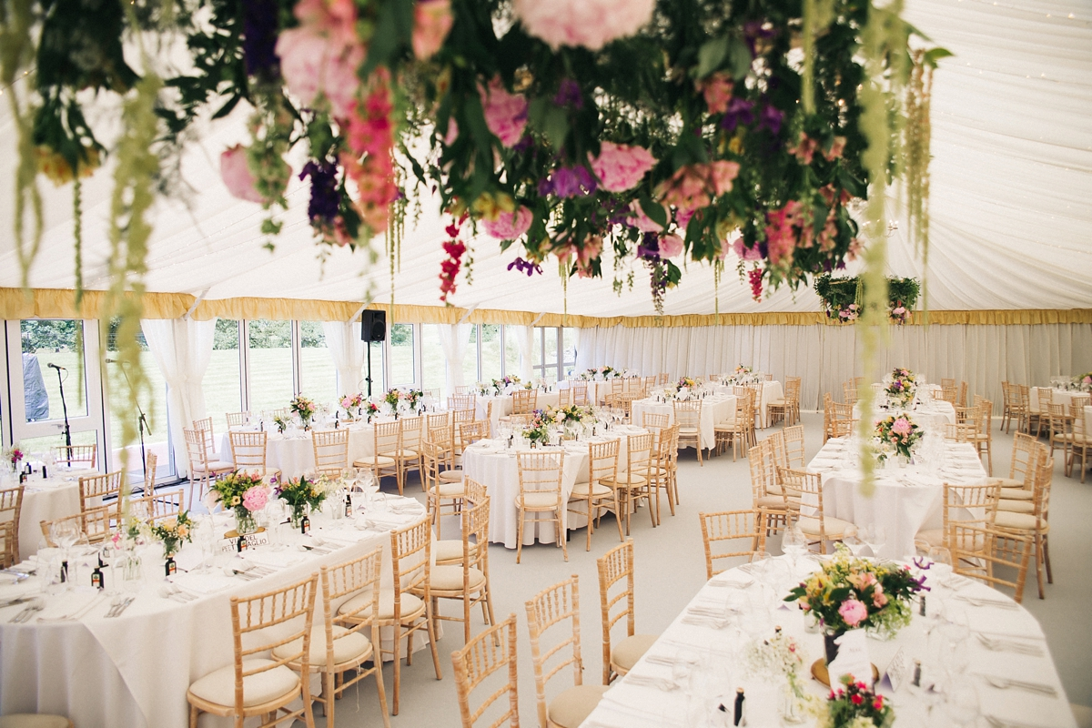How to Plan a Summer Marquee Wedding