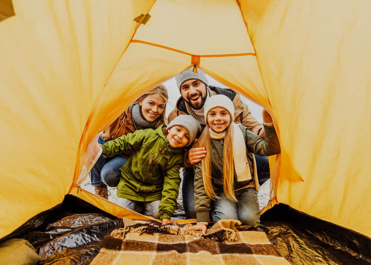 MAKING THE BEST SELECTIONS FOR THE BRAND NEW FAMILY TENT