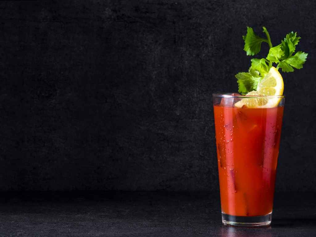 Return of the King Bloody Mary
