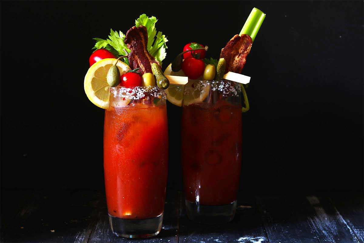 Enjoy Your Favorite Bloody Mary Cocktail with a Twist