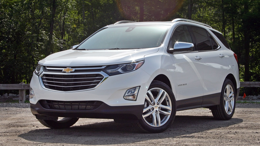 Differences Between the Chevrolet Equinox LS and LT Models