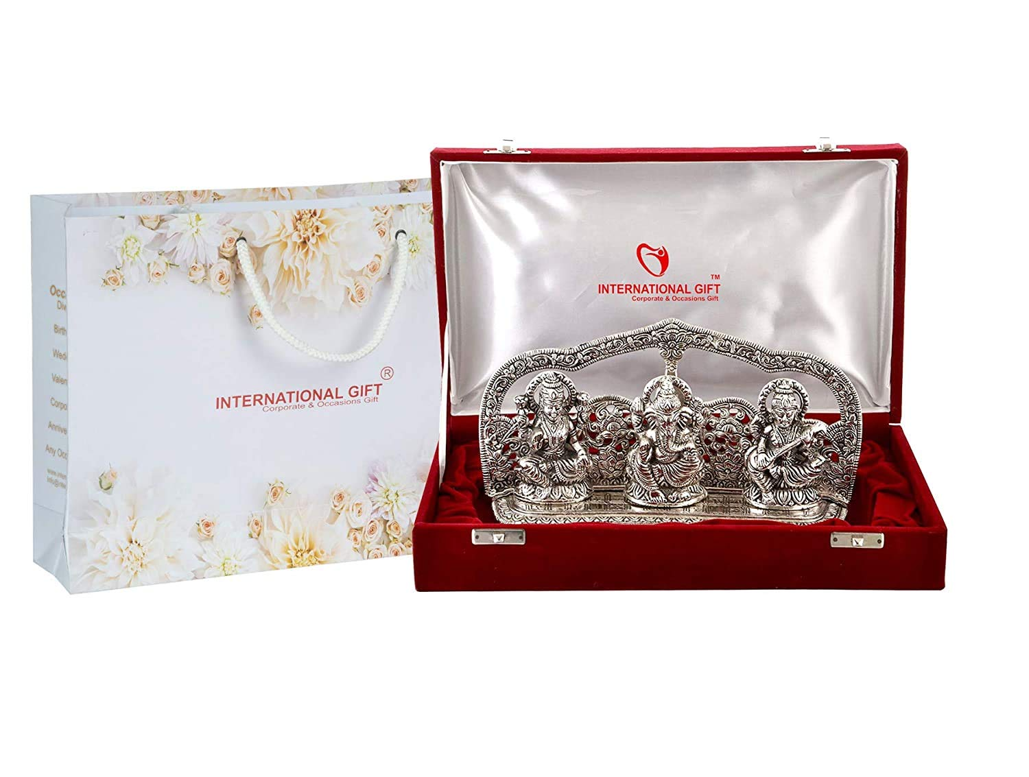 Special and fortunate silver Diwali presents