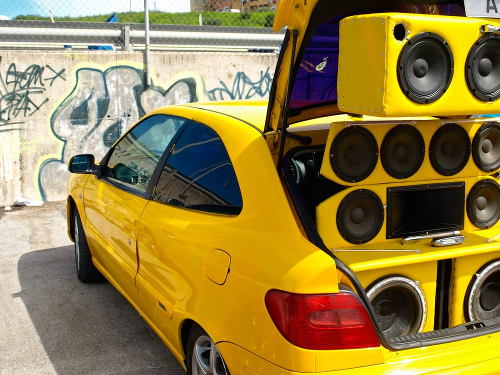 multiple bass speakers for your audio system