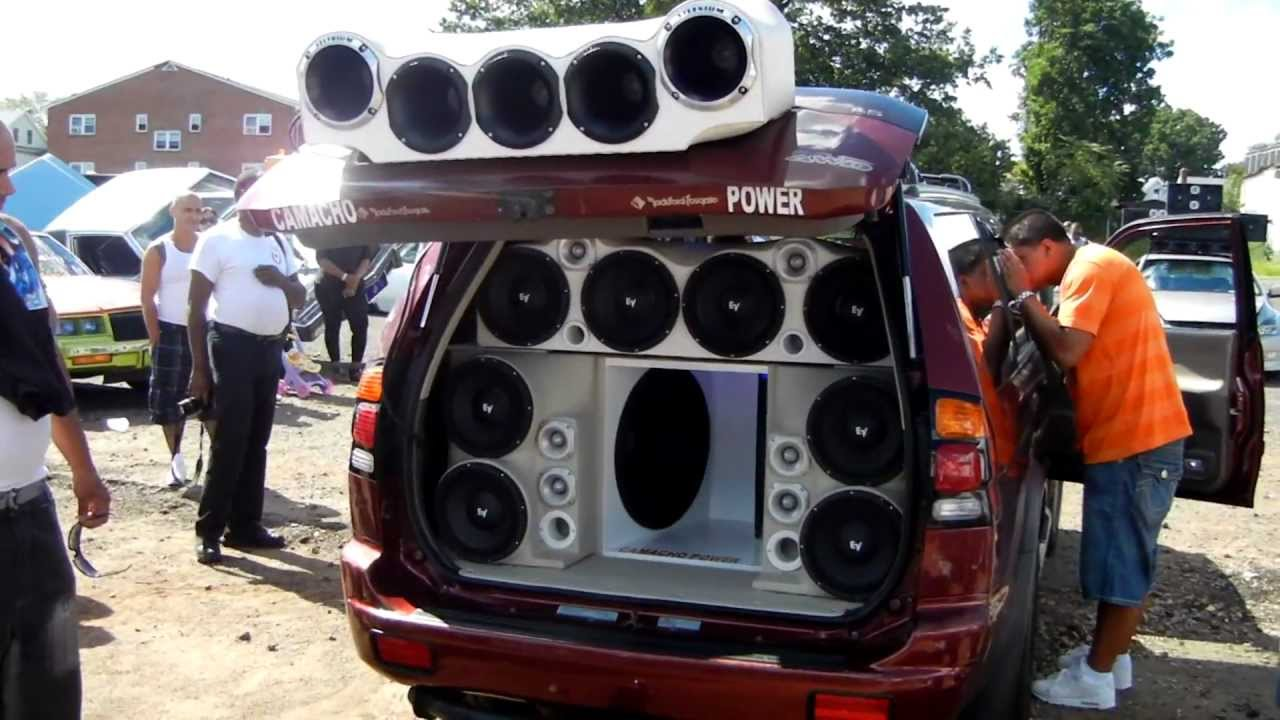 varieties of audio systems available in the market