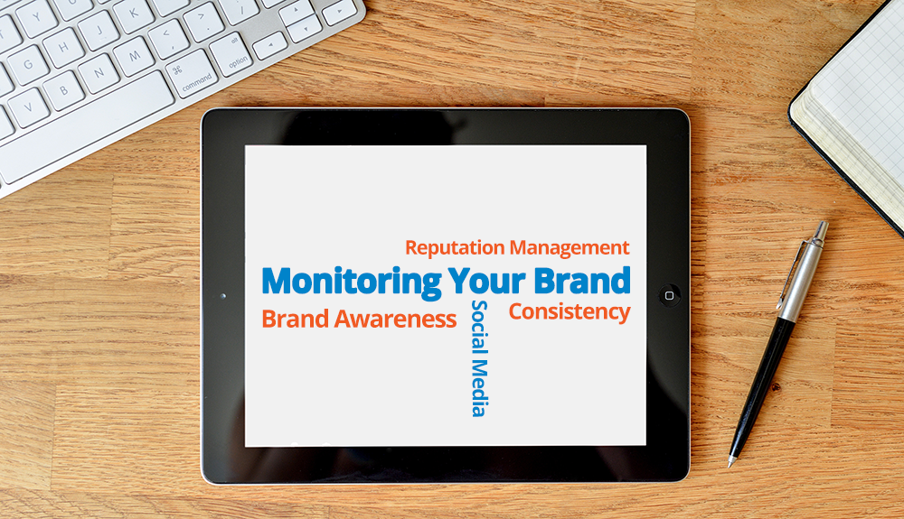 monitor your brand online