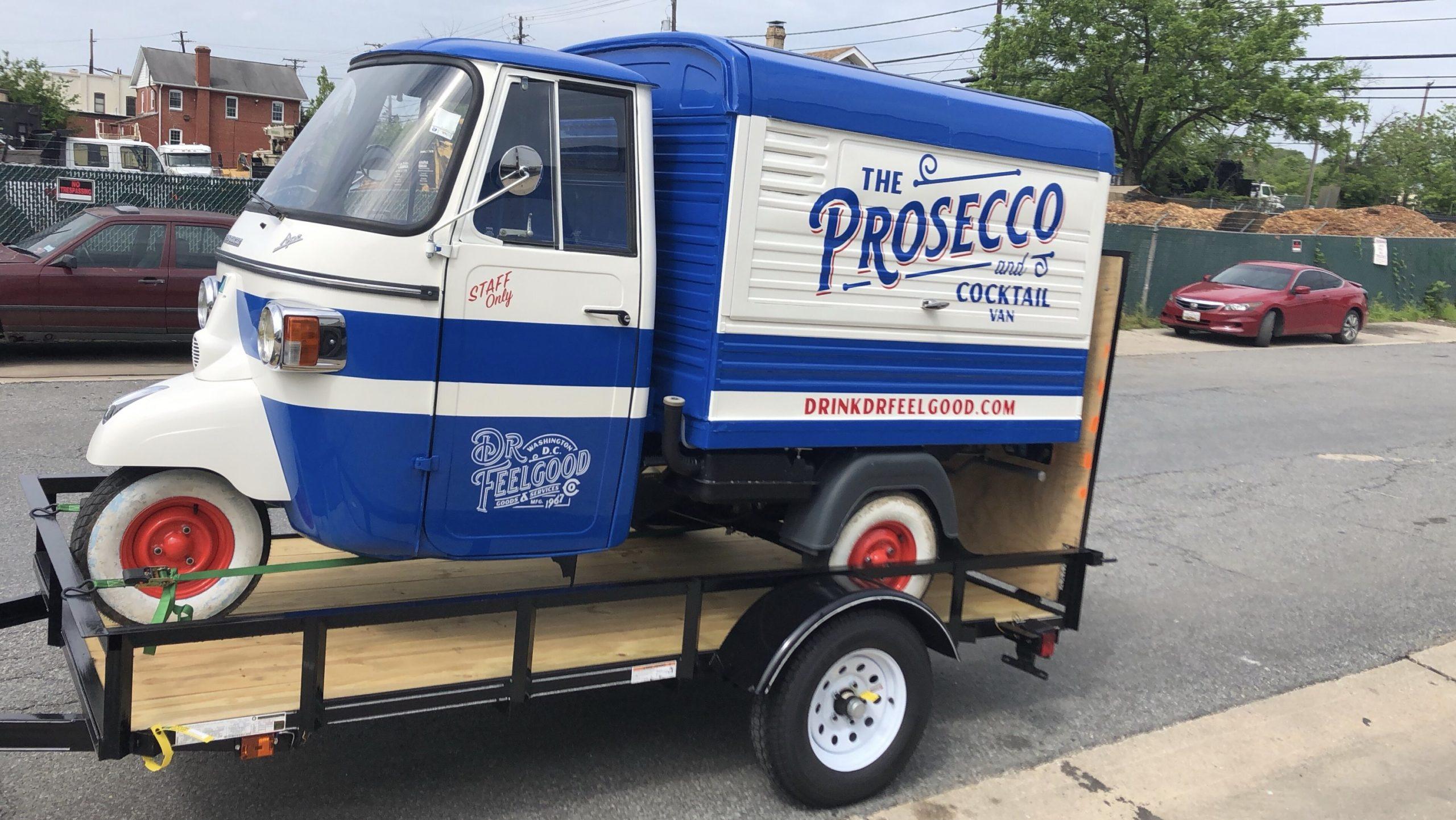Frozen Goodies Truck
