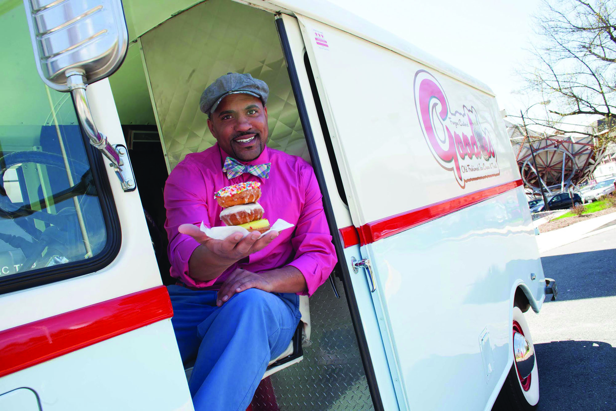 Frozen Goodies Truck – Disbursing Happiness Among People of each age group