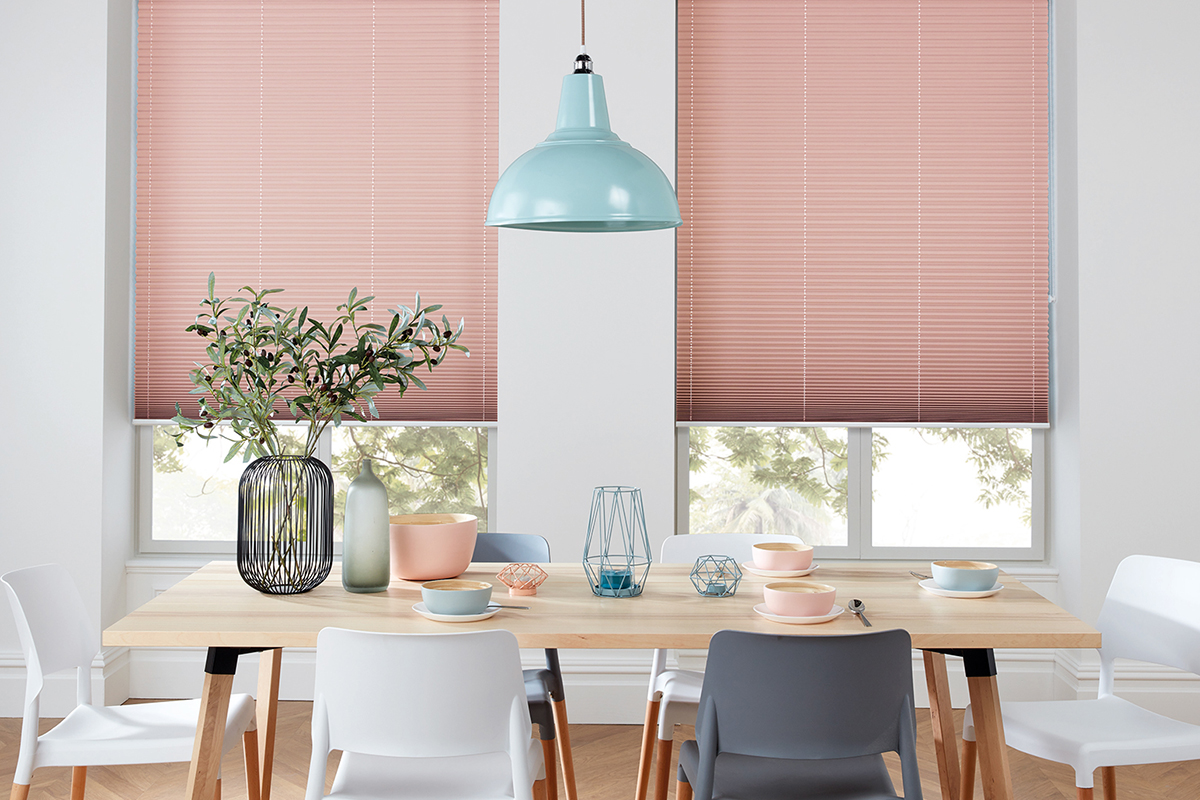 It Is Beneficial To Add Pleated Blinds To Your Room