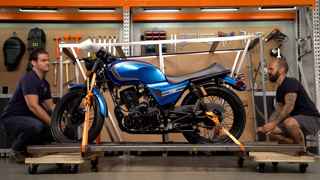 Motorcycle Shipment – What to Know About the Idea?