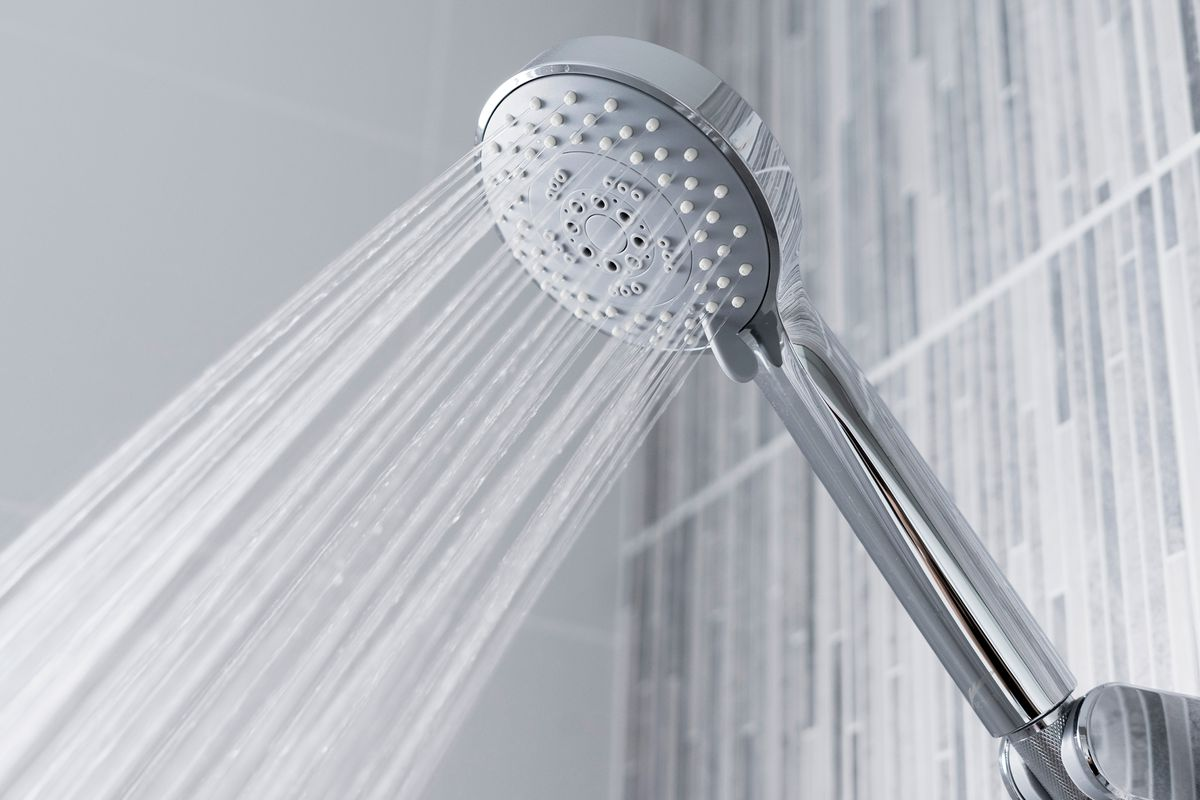 Healthy Showering